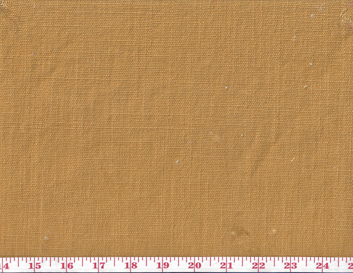 Weathered Linen CL Curry Upholstery Fabric by P Kaufmann