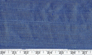 Zahara CL Blue Note Backed Silk Drapery Upholstery Fabric by American Silk Mills