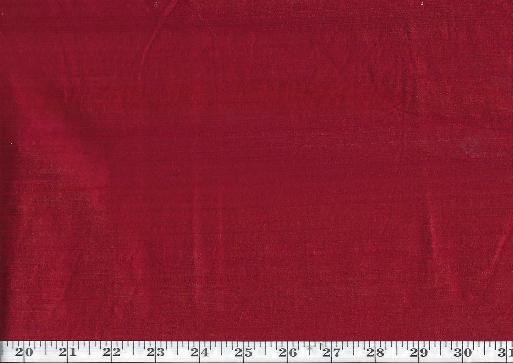 Zahara CL Framboise Backed Silk Drapery Upholstery Fabric by American Silk Mills