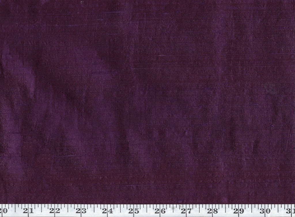 Zahara CL Pansy Backed Silk Drapery Upholstery Fabric by American Silk Mills