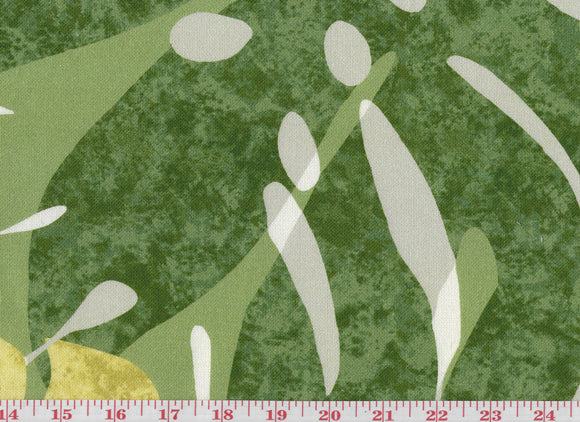 Big Jungle CL Amazon Drapery Upholstery Fabric by Braemore Textiles
