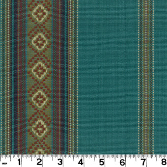 Sandoval Serape CL Creek Upholstery Fabric by Roth & Tompkins