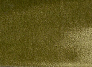 Luxe Mohair CL Olive Green (358) Upholstery Fabric