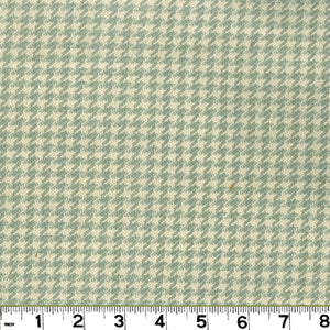 Houndstooth CL Coriander Upholstery Fabric by Roth & Tompkins