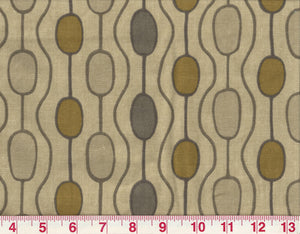 Loopy Link CL Tiger Eye Upholstery Fabric by P Kaufmann