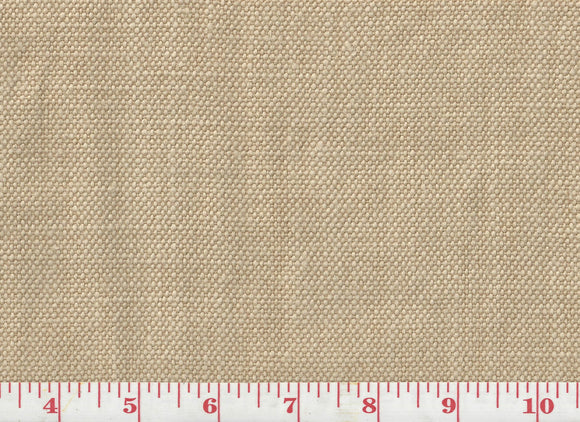Belgian Linen CL Cashew Upholstery Fabric by Clarence House