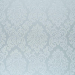 Albertine Damask CL Glacier Drapery Upholstery Fabric by Ralph Lauren