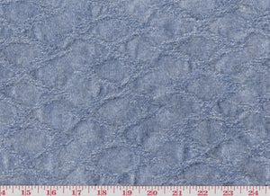 Caledonia CL Azure Upholstery Fabric by Clarence House