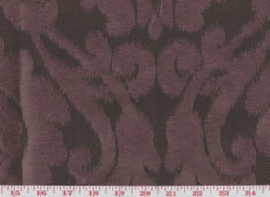 Manchuria CL Fig Drapery Upholstery Fabric by American Silk Mills