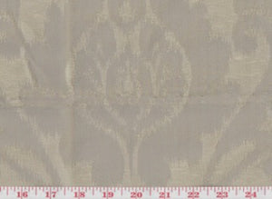Manchuria CL Sand Drapery Upholstery Fabric by American Silk Mills