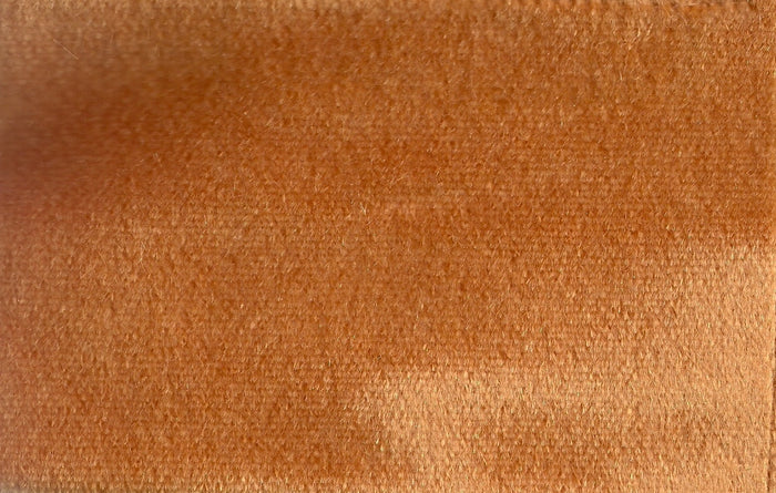 Luxe Mohair CL Tangerine (103) Upholstery Fabric