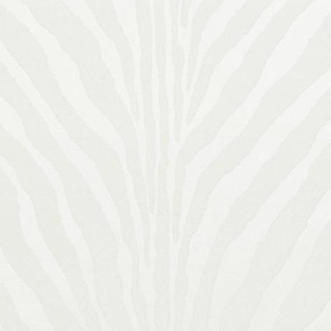 Bartlett Zebra CL Cream Double Roll of Wallpaper by Ralph Lauren