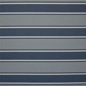Boaters Bay Stripe CL Pacific Outdoor Upholstery Fabric by Ralph Lauren