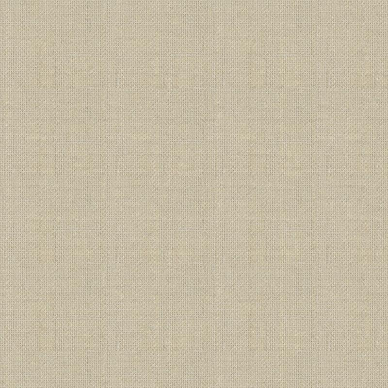 Burlap CL Cream Single Roll of Wallpaper by Ralph Lauren