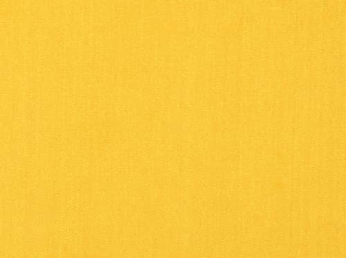 45 yards of Glynn Linen CL Daffodil Drapery Upholstery Fabric by Covington