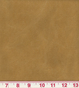 Washed Canvas CL Honey Mustard (480) Canvas Upholstery Fabric