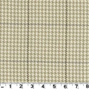 Pembrook CL Oyster Drapery Upholstery Fabric by Roth & Tompkins
