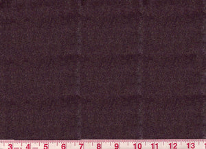 Worth CL Aubergine Wool Upholstery Fabric