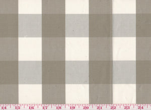 Squared CL Linen Drapery Upholstery Fabric by Sheldon and Barnett