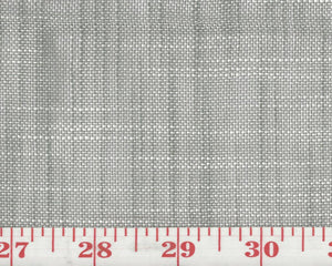 Sheer Joy CL Frost Gray Sheer Drapery Fabric