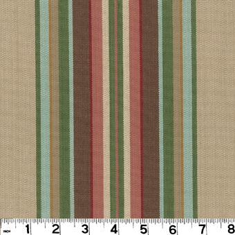 Carlton CL Linen Upholstery Fabric by Roth & Tompkins