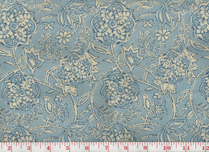 Jaipur Handprint CL Spa Drapery Upholstery Fabric by Laura & Kiran