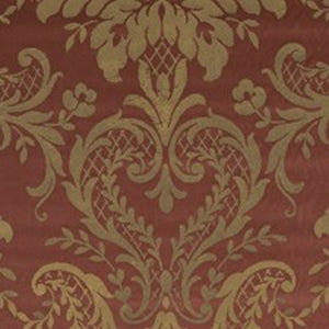 Castleton Damask CL Mulberry Drapery Upholstery Fabric by Ralph Lauren Fabrics