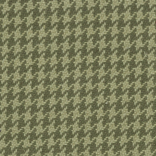 Houndstooth CL Stone Upholstery Fabric by Roth & Tompkins