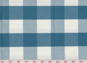 Squared CL Chambray Drapery Upholstery Fabric by Sheldon and Barnett