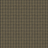 Chesterfield Houndstooth CL Ebony Upholstery Fabric by Ralph Lauren