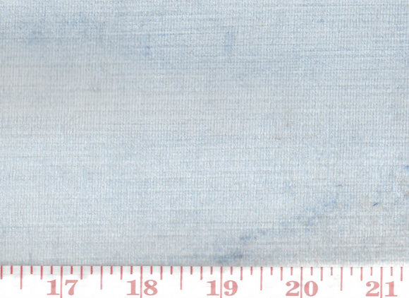 Cheeky Velvet CL Baby Blue (202) Upholstery Fabric