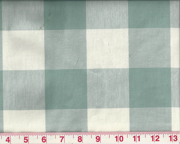 Checkmate CL Seabreeze Upholstery Fabric by  P Kaufmann