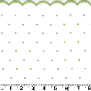 Nantucket CL Citrus Drapery Fabric by Roth & Tompkins