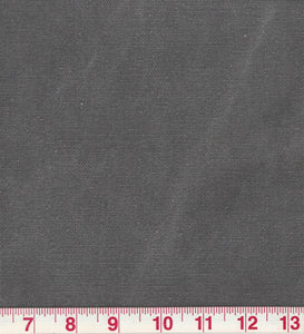 Washed Canvas CL Quick Silver (640) Canvas Upholstery Fabric