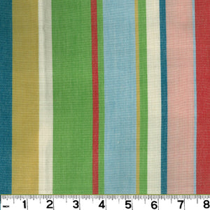 Cabana Drapery Upholstery Fabric by Roth & Tompkins
