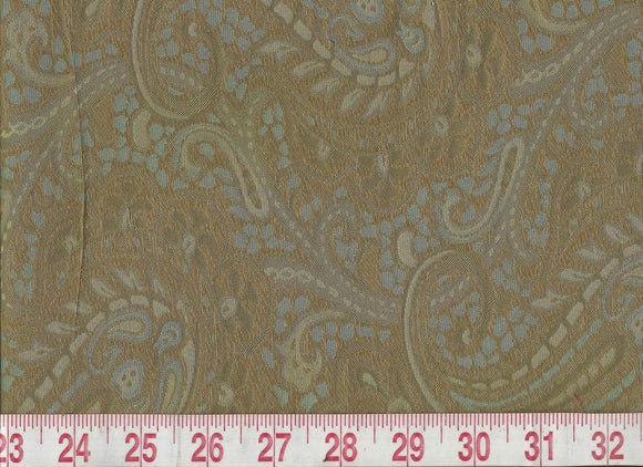 Tourmaline CL Gizz Drapery Fabric by American Silk Mills