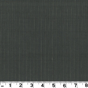 Harris CL Charcoal Drapery Upholstery Fabric by Roth & Tompkins