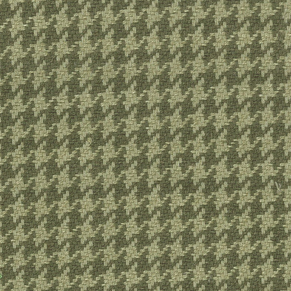 Houndstooth CL Taupe Upholstery Fabric by Roth & Tompkins