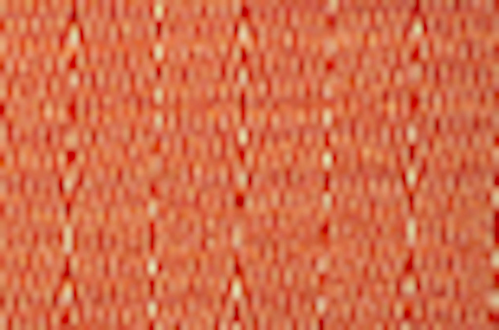 Dart CL Red - Coral Indoor Outdoor Upholstery Fabric by Bella Dura