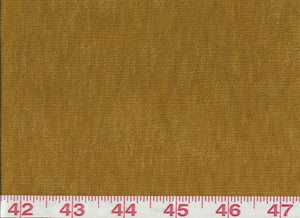 Cocoon Velvet CL Mineral Yellow (439) Upholstery Fabric