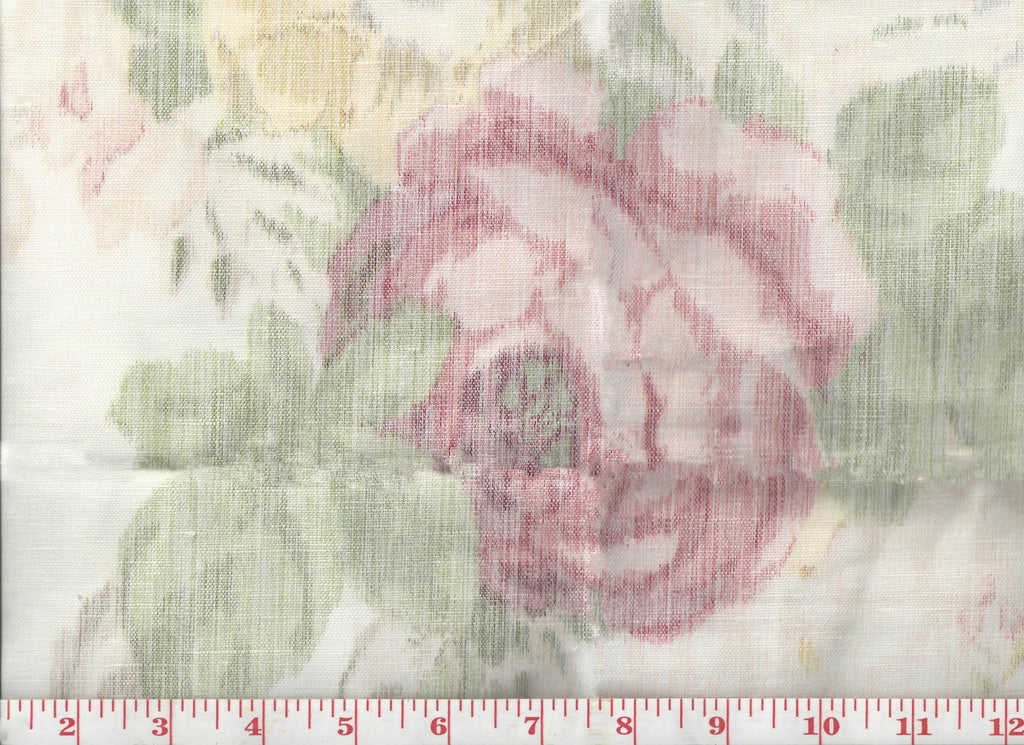 Stavely Estate Floral CL Blossom Drapery Upholstery Fabric by Ralph Lauren