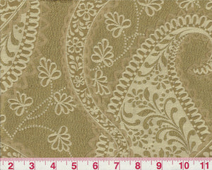 Ashland CL Gold Upholstery Fabric by PK Lifestyles