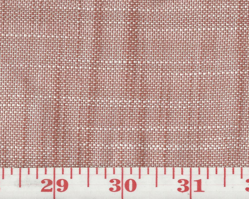 Sheer Joy CL Burnt Henna Sheer Drapery Fabric