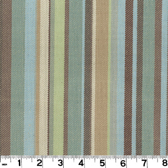 Edwin CL Surf Drapery Upholstery Fabric by Roth & Tompkins