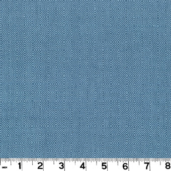 Hanover CL Cornflower Upholstery Fabric by Roth & Tompkins