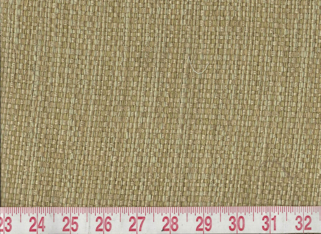 Hemp Texture CL Spring Grass Upholstery Drapery Fabric by American Silk Mills