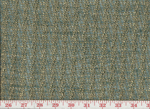 Resina CL Sea Upholstery Fabric by Clarence House