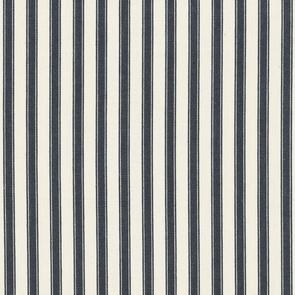 Eastpoint Ticking CL Navy Drapery Upholstery Fabric by Ralph Lauren