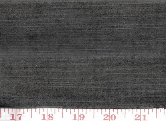 Cheeky Velvet CL Storm Grey (665) Upholstery Fabric