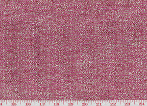 Pebble Path CL Flamingo Boucle Upholstery Fabric by American Silk Mills